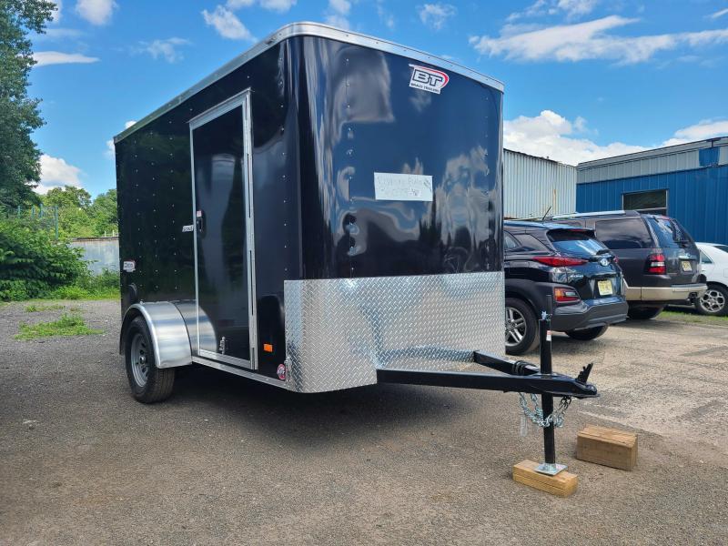 2021 Bravo Scout 6X10 Enclosed Cargo Trailer