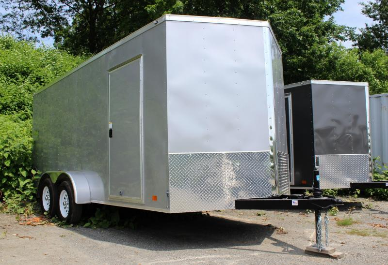 2021 Nexhaul 7x16 Enclosed Cargo Trailer