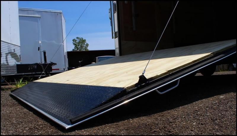 2021 Sure-Trac 7x16 10K Landscape Pro Enclosed Cargo Trailer