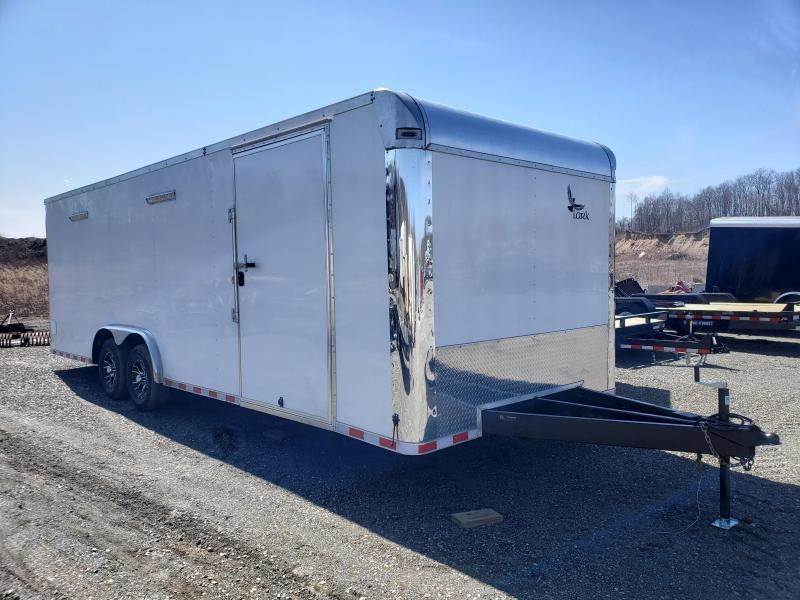 2019 Lark United 8.5x24 Enclosed Car Hauler Trailer [RACE PACKAGE]