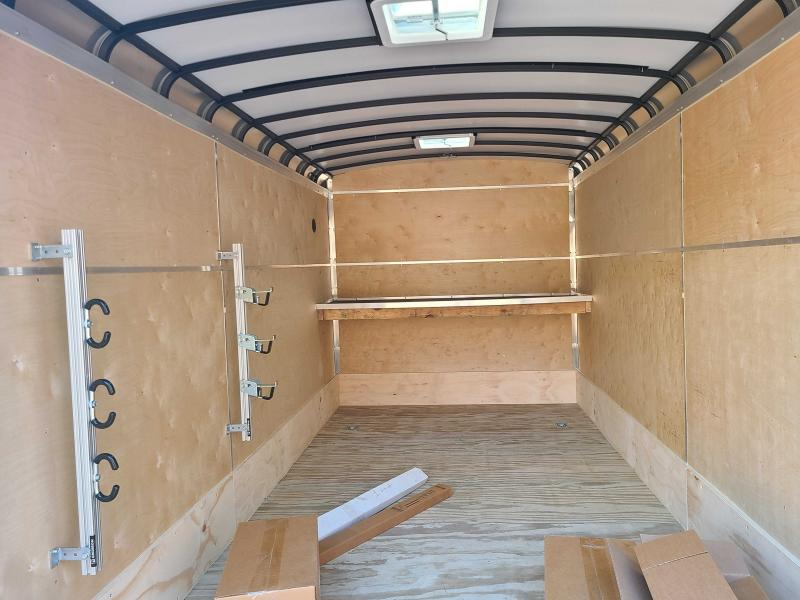 2021 Sure-Trac 7x14 10K Landscape Pro Enclosed Cargo Trailer