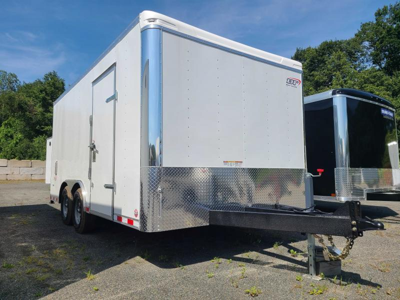 2021 Bravo Star 8.5x16 10K Enclosed Landscape Trailer