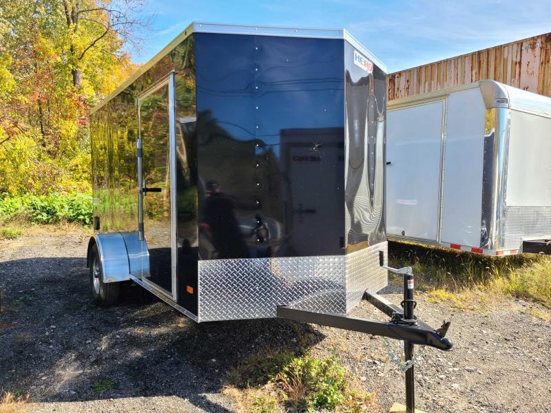 2021 Bravo HERO 6X12 Enclosed Cargo Trailer