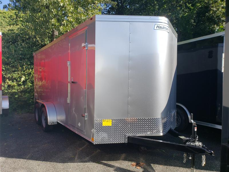 2019 Haulmark Passport Deluxe 7x16 Enclosed Cargo Trailer