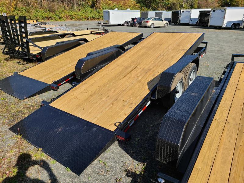 2021 Sure-Trac 7x18 16K Tilt Equipment Trailer