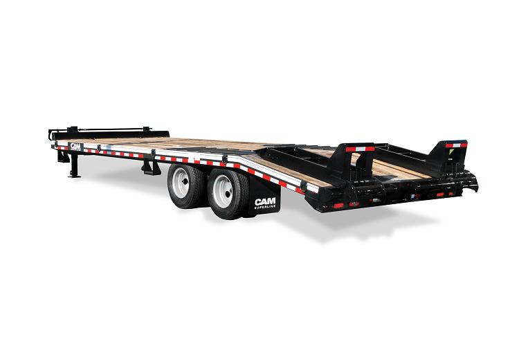 2021 Cam Superline 8.5X20+5 (10 Ton Deckover Heavy Duty Trailer 8.5 x 20 + 5) Equipment Trailer