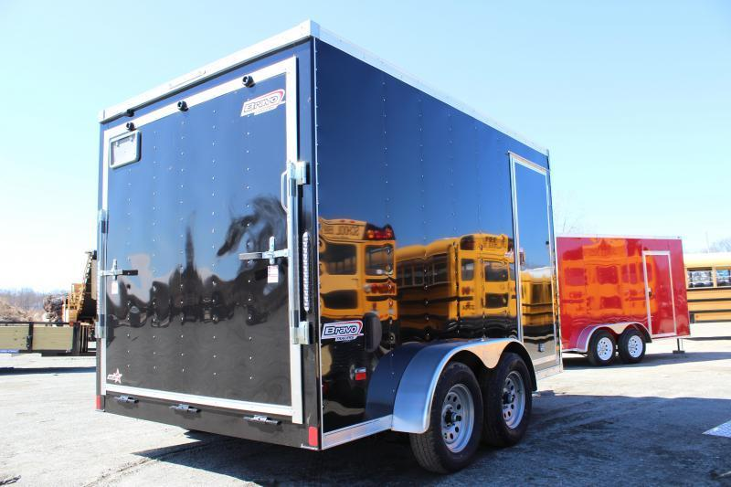 2021 Bravo STAR 7x12 7K Enclosed Cargo Trailer