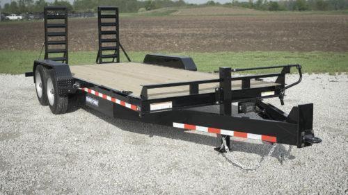 2021 Sure-Trac 7x18 16K Implement Equipment Trailer
