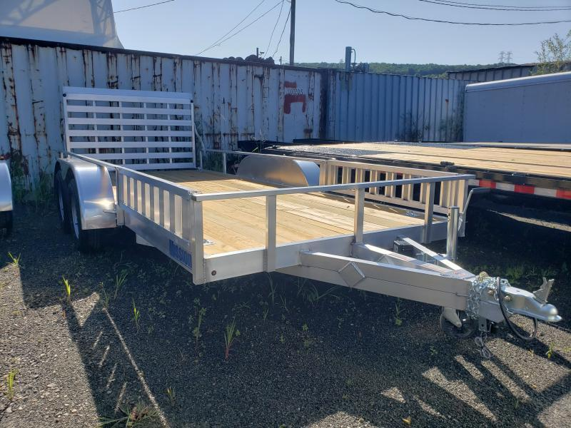2021 Mission 7x16 ATV Utility Trailer