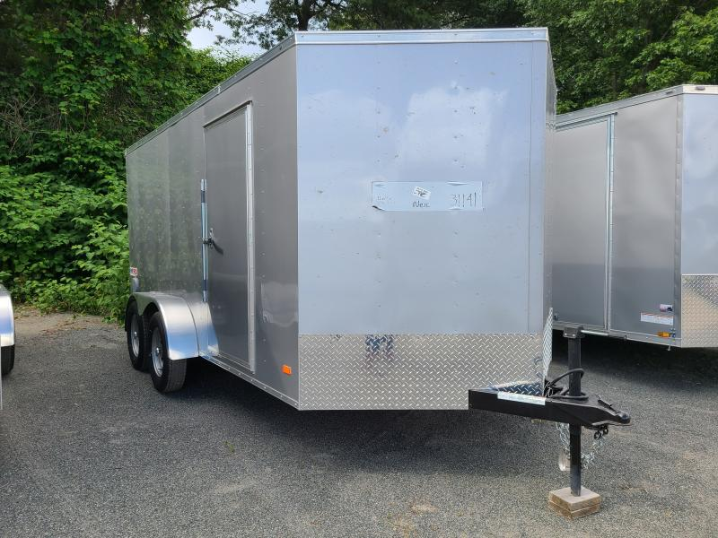 2020 Bravo HERO 7x14 Enclosed Cargo Trailer