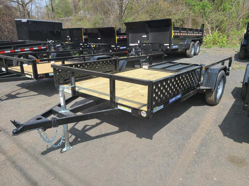 2021 Sure-Trac 6x12 ATV Tube Top Utility Trailer