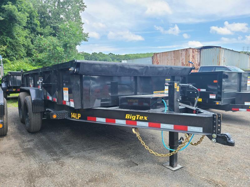 2022 Big Tex Trailers 7x16 14LP Dump Trailer