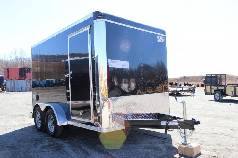 2021 Bravo STAR 7x12 7K Enclosed Cargo Trailer