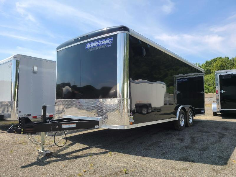 2021 Sure-Trac 8.5x18 10K Landscape Pro Enclosed Cargo Trailer