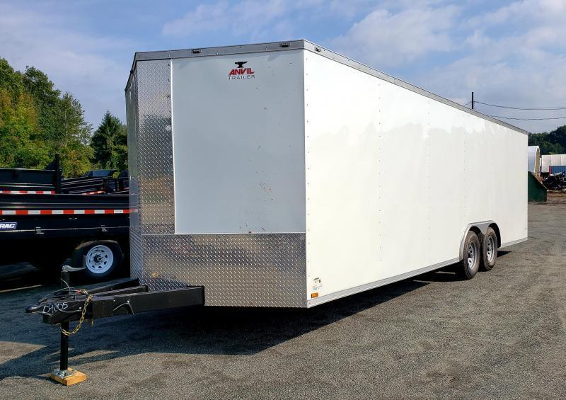 2021 Anvil 8.5x24 Enclosed Car Hauler