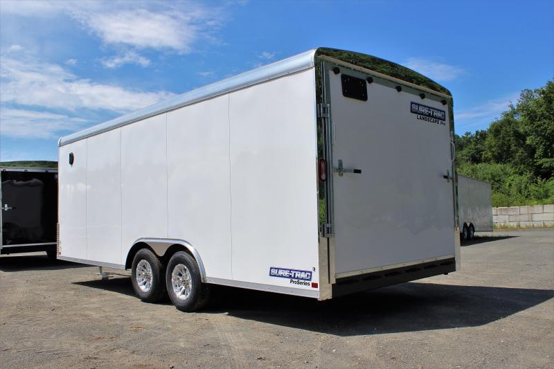 2020 Sure-Trac 8.5x20 10K Landscape Pro Enclosed Cargo Trailer (SEE OPTIONS)
