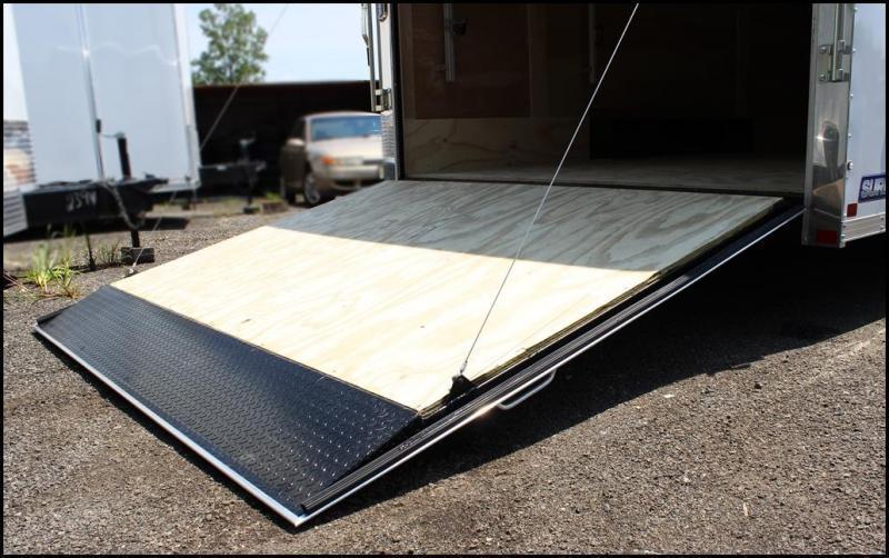 2020 Sure-Trac 8.5x16 10K Landscape Pro Enclosed Cargo Trailer