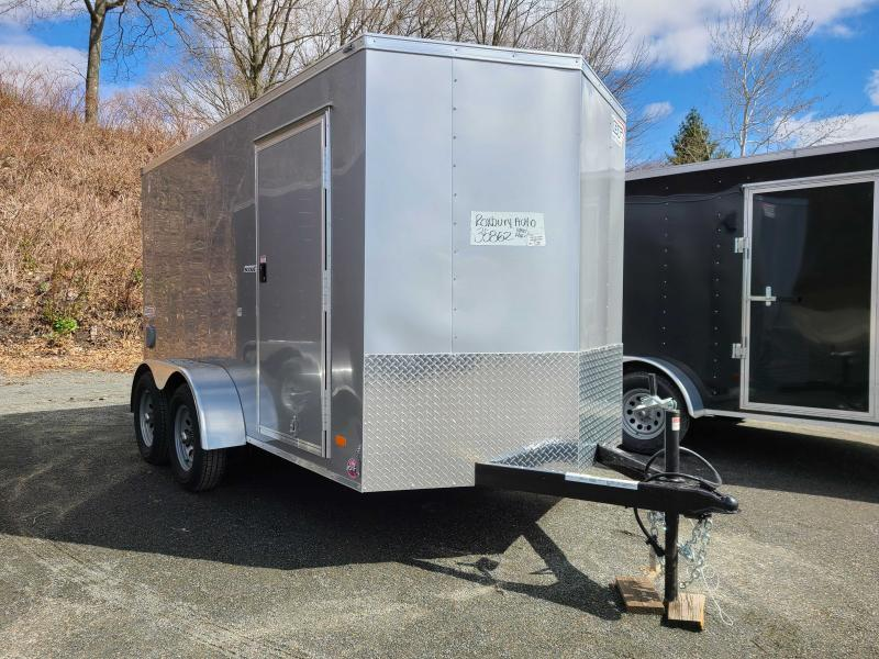 2021 Bravo Scout 6X12 7K Enclosed Cargo Trailer
