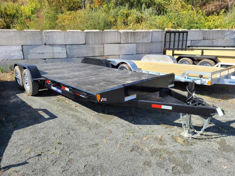 2021 Sure-Trac 7x20 10K Steel Deck Car Trailer