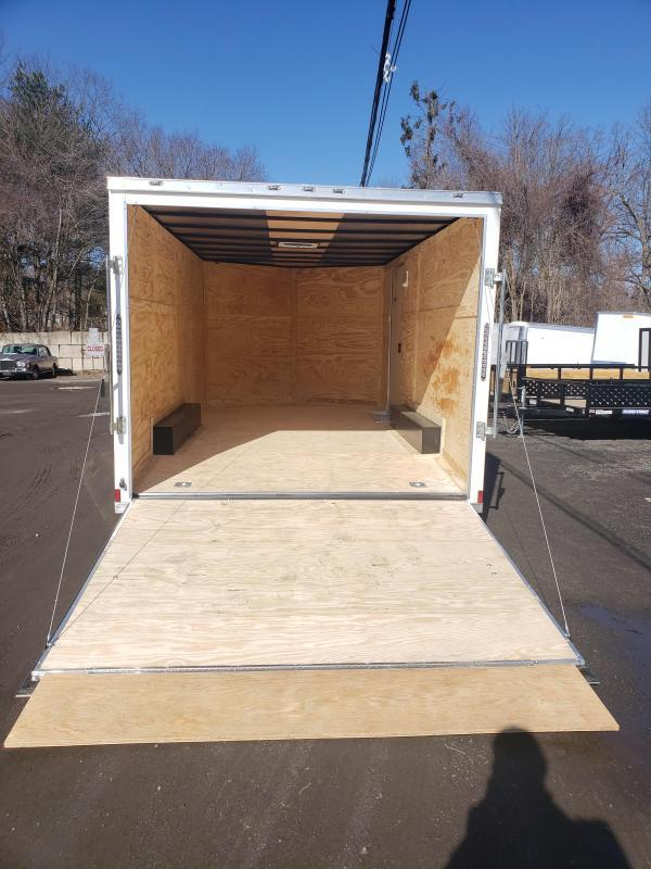 2020 Anvil 8.5x16 7K Enclosed Car Hauler Trailer
