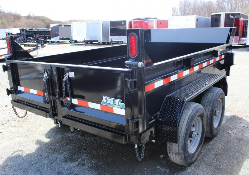 2021 Sure-Trac 6x12 10K Low Profile Dump Trailer