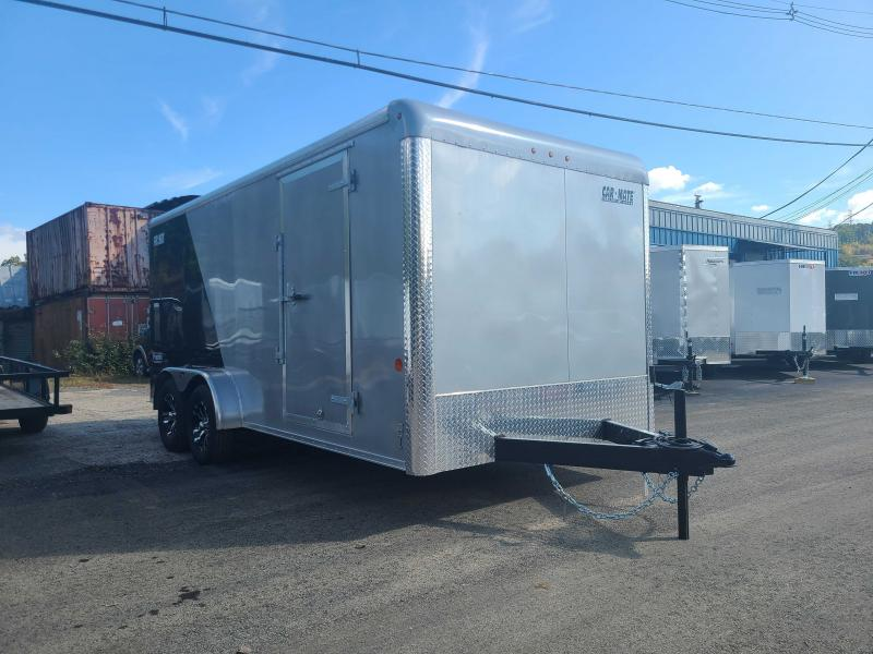 2021 Car Mate Trailers 7x16 Customer HD Enclosed Cargo Trailer