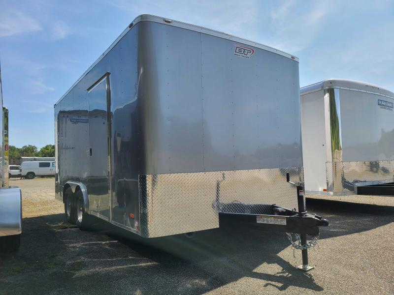 2020 Bravo Trailers 8.5X16 Enclosed Cargo Trailer