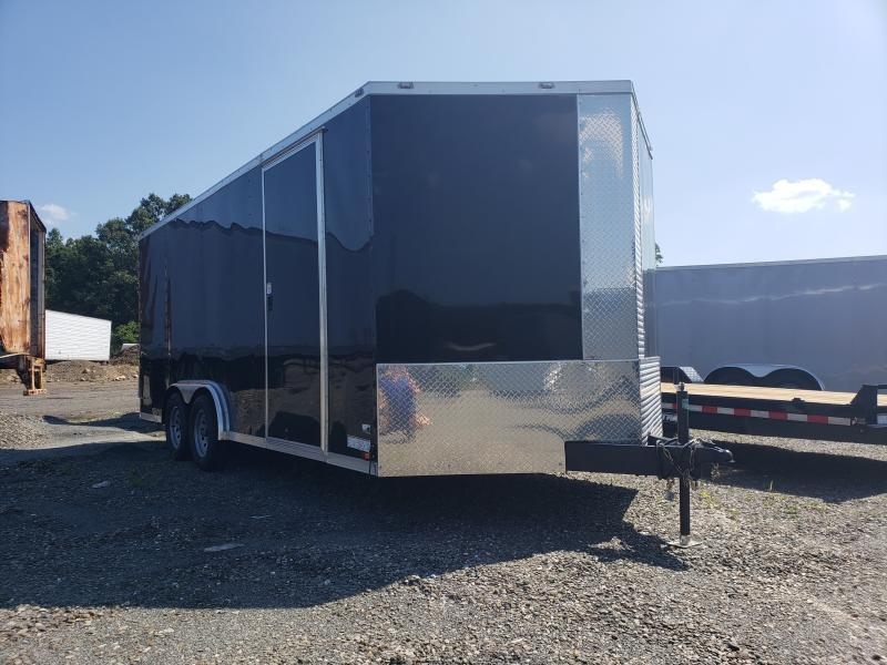 2021 Anvil 8x18 Enclosed Cargo Trailer
