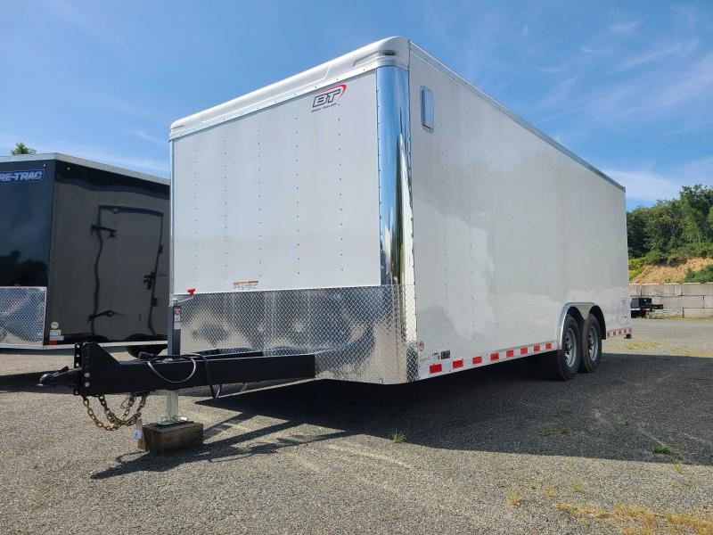 2021 Bravo Star 8.5x20 10K Enclosed Landscape Trailer