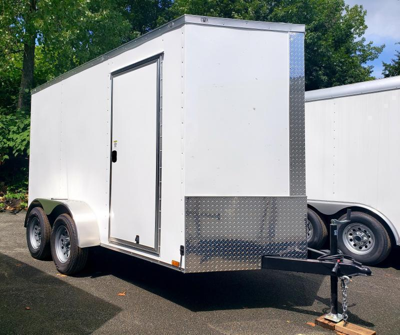2021 Anvil 6x12 7K Enclosed Cargo Trailer