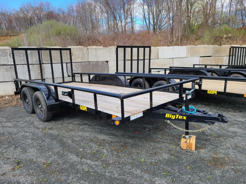 2021 Big Tex Trailers 6.5x16 6K Utility Trailer