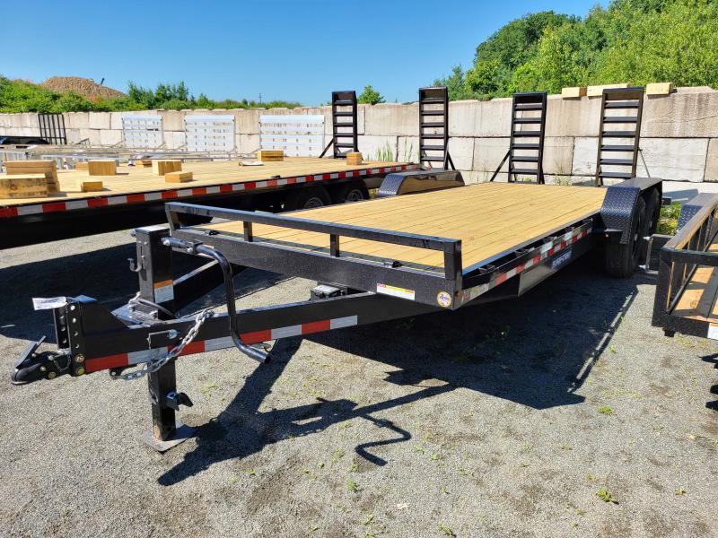 2021 Sure-Trac 7x20 14K Implement Equipment Trailer