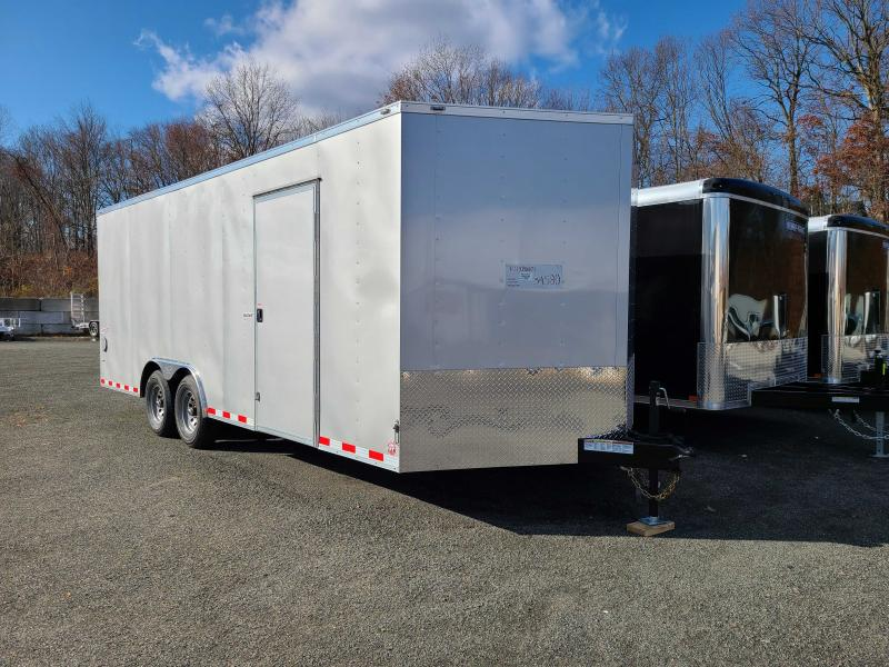 2020 Bravo Scout 8.5X20 10K Enclosed Car Hauler Trailer