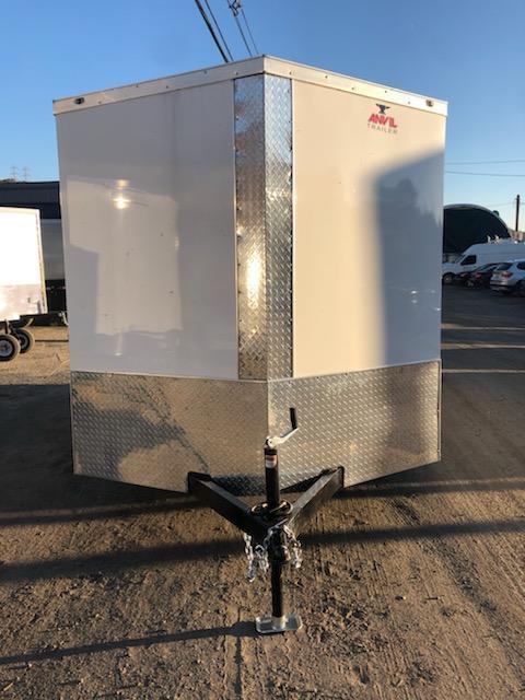 2021 Anvil 7x12 SA Enclosed Cargo Trailer