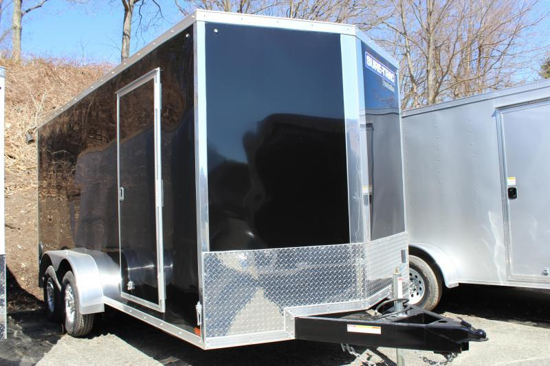 2021 Sure-Trac 7x14 Enclosed PRO SERIES WEDGE Cargo Trailer