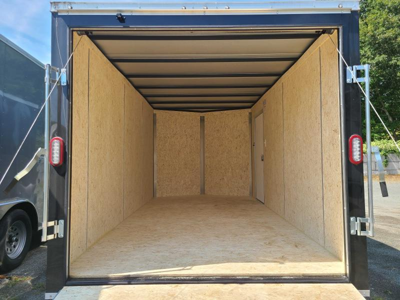 2021 Sure-Trac 7x14 ST Series Wedge Front Enclosed Cargo Trailer