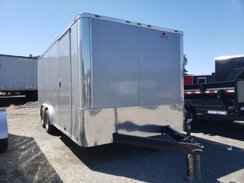 2021 Anvil 8x18 Enclosed Cargo Trailer