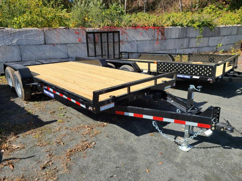 2021 Sure-Trac 7x15+3 Universal Ramp Implement Equipment Trailer