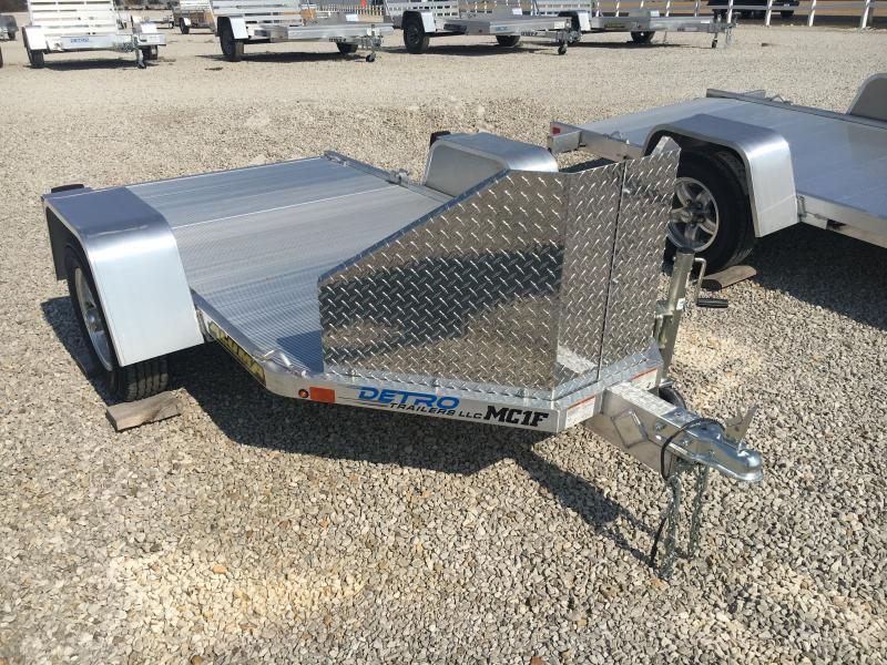 2021 Aluma MC1F Motorcycle Trailer