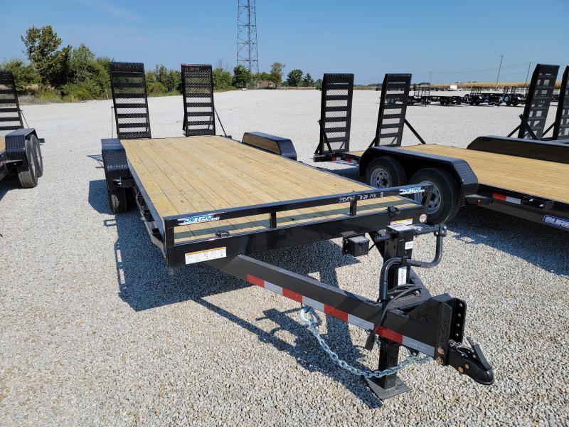 2022 Sure-Trac 7x20 14K Equipment Trailer