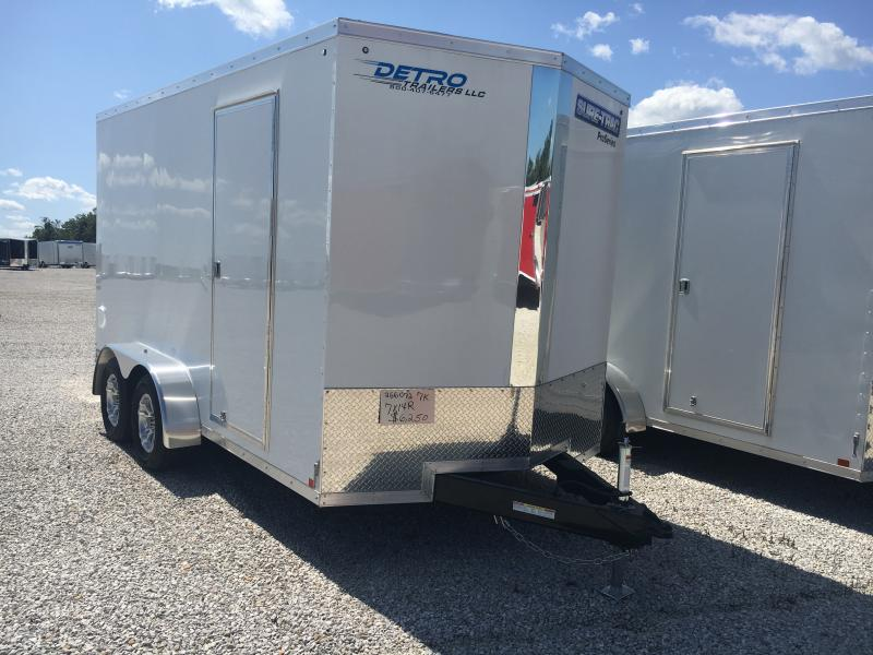 2019 Sure-Trac 7x14 Pro Series Enclosed TA 7K