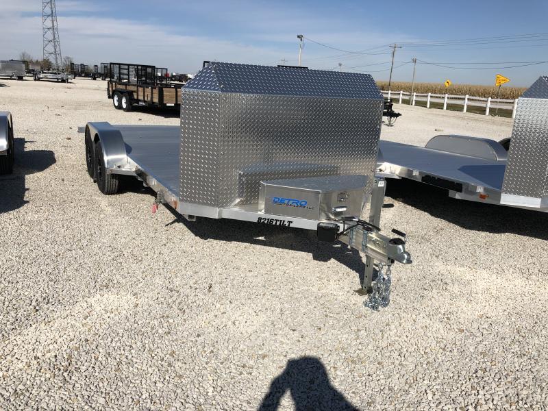 2020 Aluma 82X16 Utility Trailer