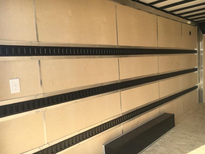 2020 Sure-Trac 8.5x18 Contractor Pro BN Enclosed 14K Trailer
