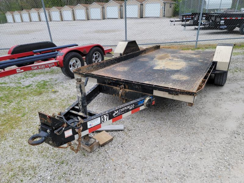 2017 Imperial 78x14 Tilt Equipment Trailer