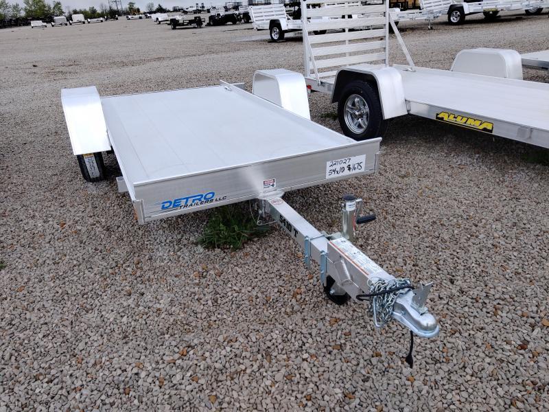 2021 Aluma 54X10 Utility Trailer