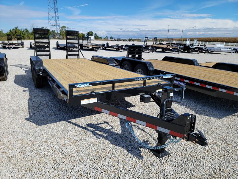 2021 Sure-Trac 7x20(18+2) 14K Equipment Trailer