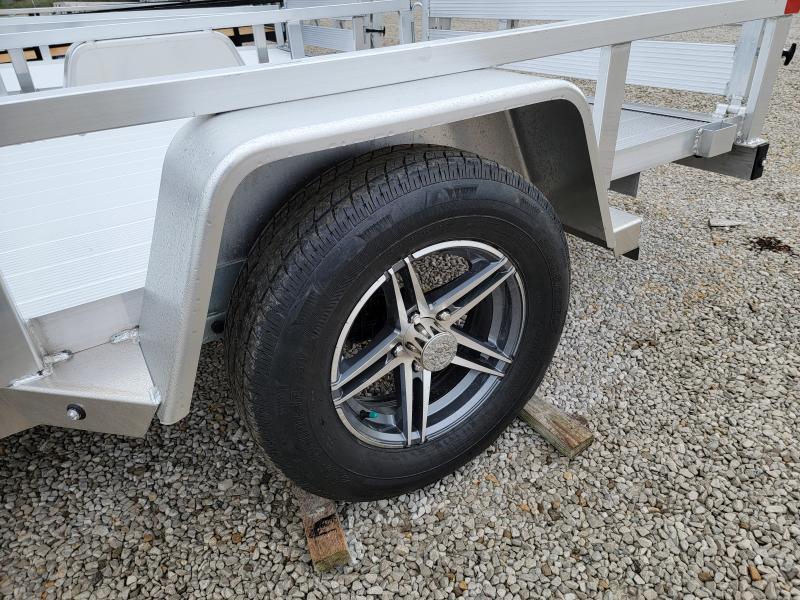 2021 Sure-Trac 6x10 Aluminum Tube Top Utility 3K Idler