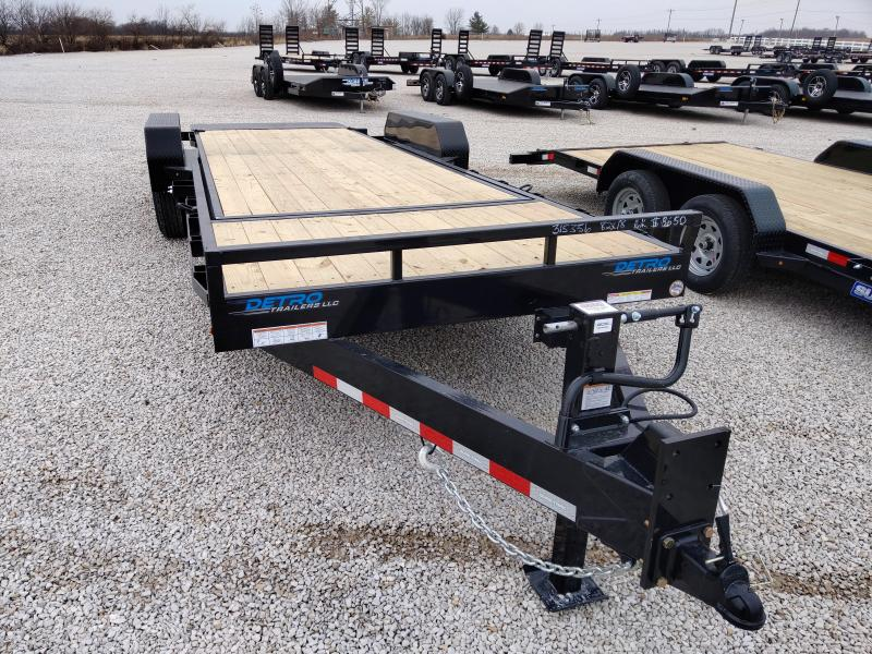 2021 Sure-Trac 7x18+4 Tilt Bed 16K Equipment Trailer