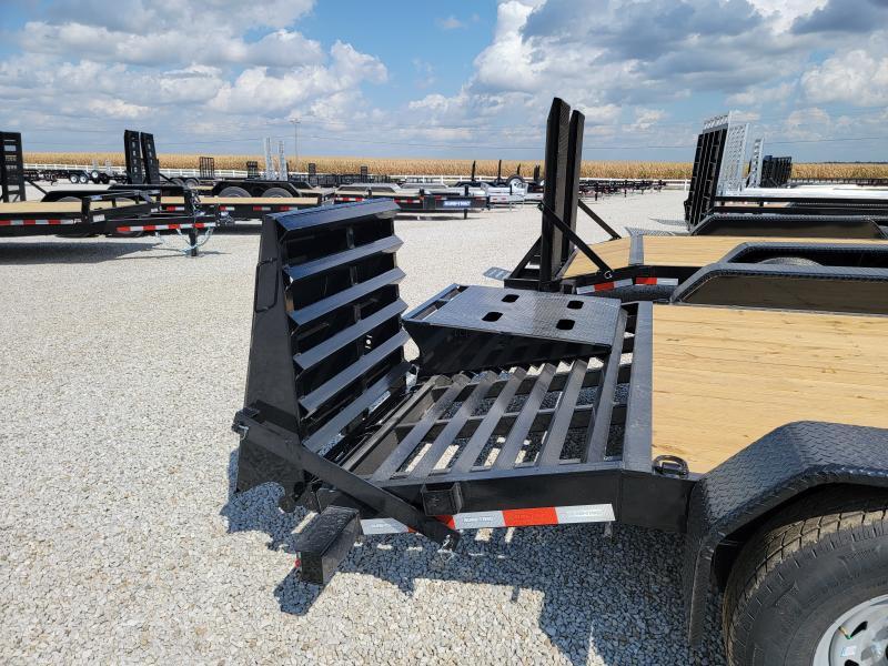 2022 Sure-Trac 7x18(15+3) 14K Equipment Trailer