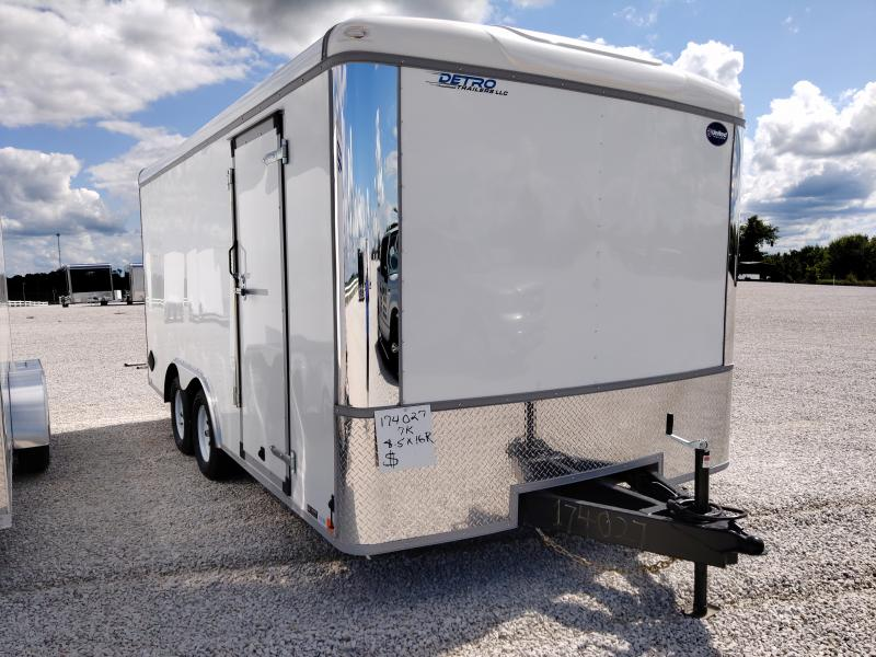 2021 United Trailers 8.5X16 Car / Racing Trailer